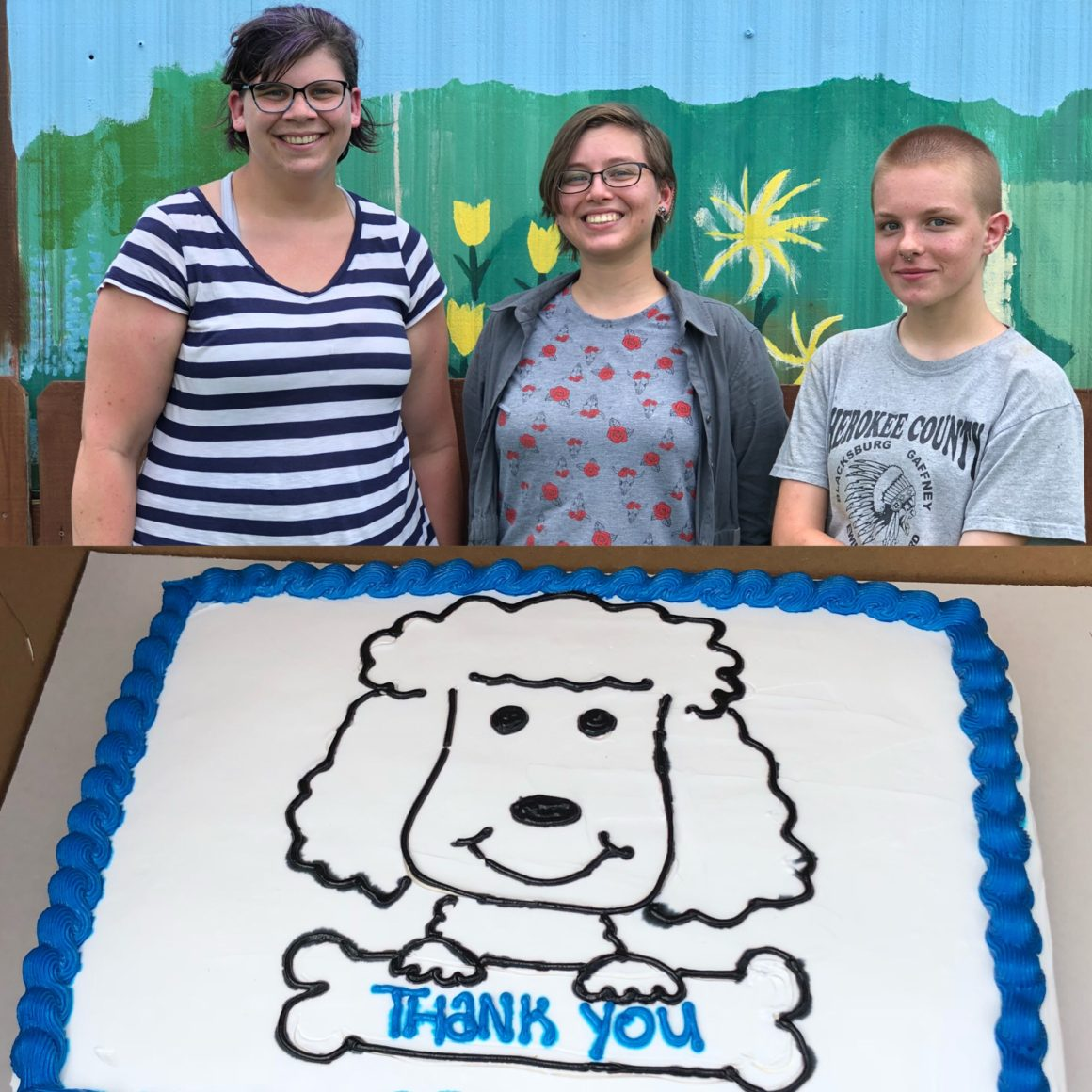 Our Summer 2018 Experiment – Thank you to Dreamweaver Farm's first interns!