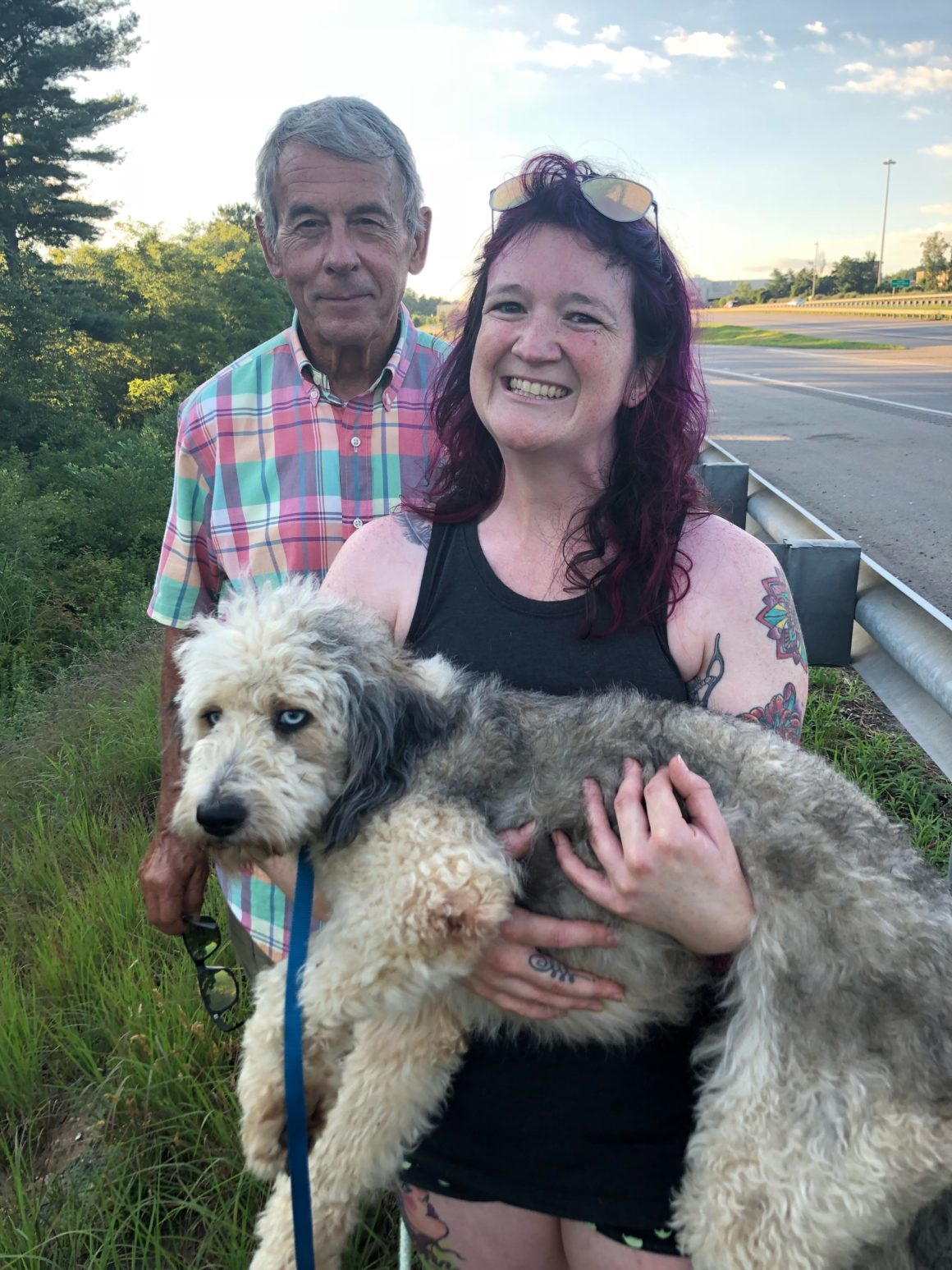 Scout's Rescue – a Miracle on I 26