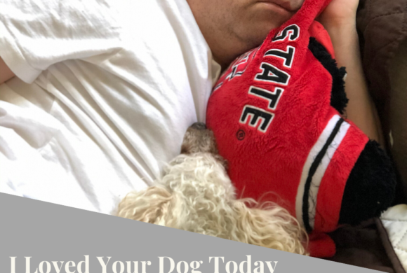I Loved Your Dog Today: A Tribute To JJ